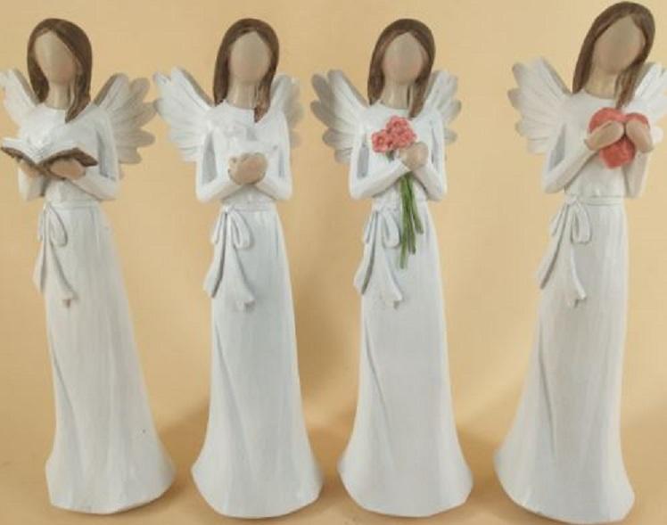 Je vhodné používat v bytě dekorace, jako jsou dekorativní lampy či keramický anděl?