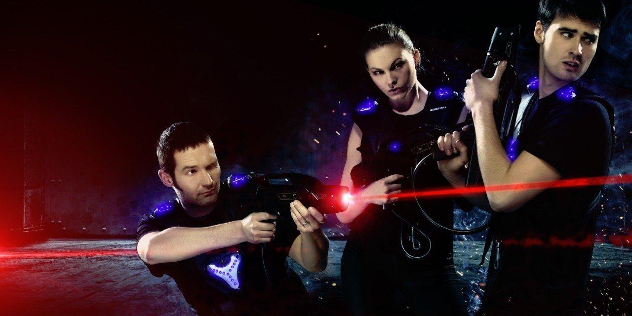 Zažijte jedinečné chvíle v laser aréně