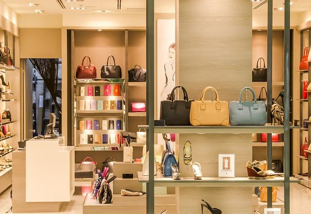 oděvy boutique