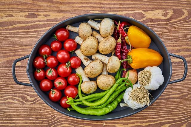 pekáč zeleniny
