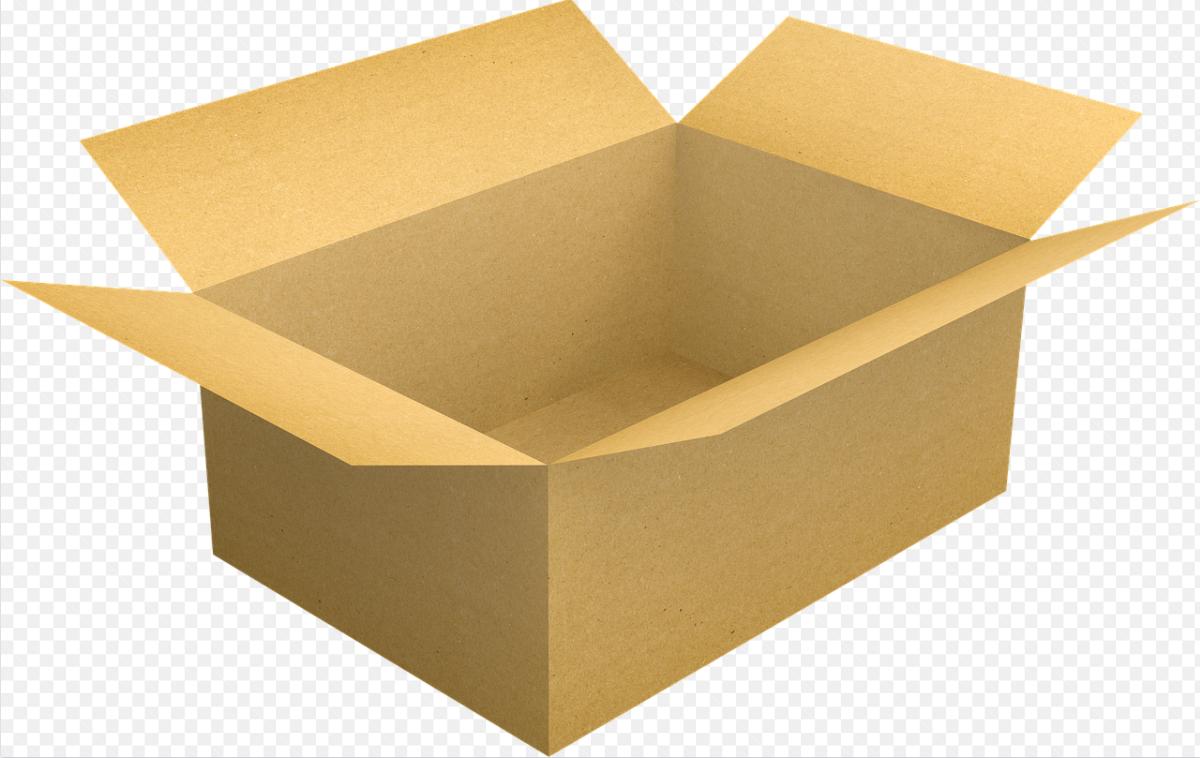 kartónová krabice
